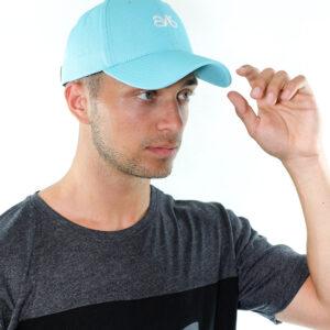 Bascap18 Turquoise